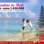 Paket Wisata Bali Valentine 2014 @Pengenliburan