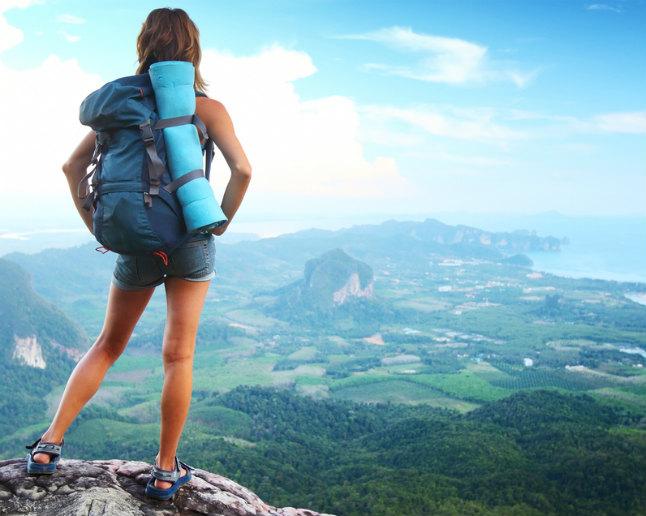 paket wisata bandung backpacker