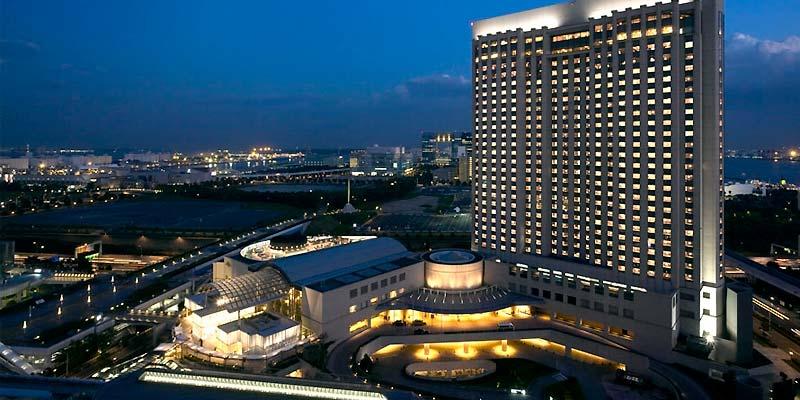 Grand Pacifica Le Daiba Hotel
