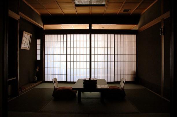kyoto ryokan ( penginapan jepang )