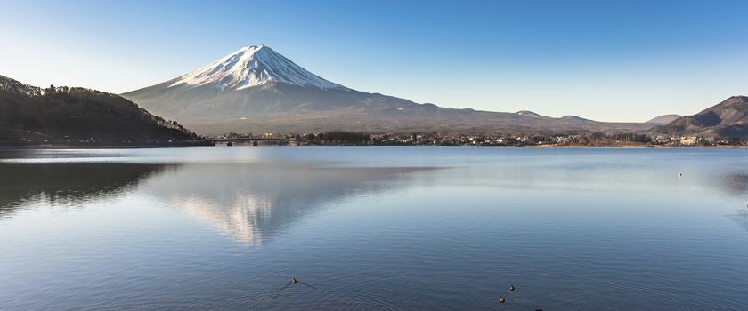 Hakone and Mount Fuji