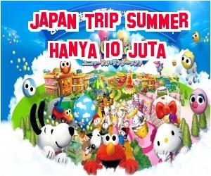 iklan paket wisata jepang 2014