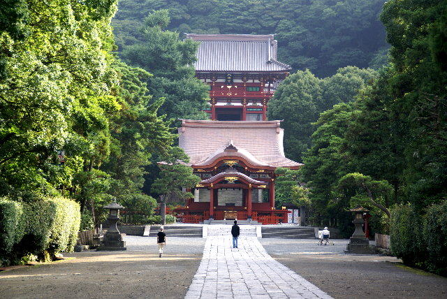 Kuil Tsurugaoka