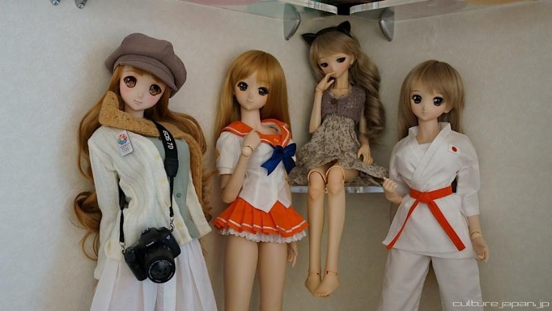 Mirai Suenaga Dolls
