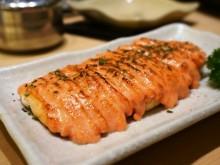 sushi tei jogja salmon mentaiyaki