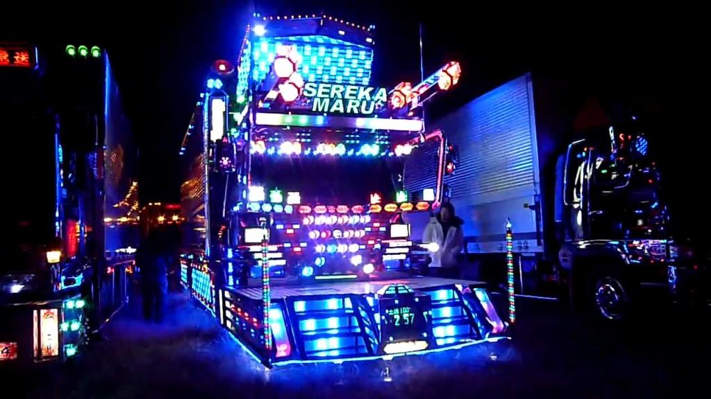 Glow Truck