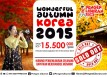 paket tour korea autumn 2015 sold out