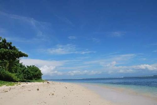 Objek Wisata Di Jawa Barat - pantai ujung genteng