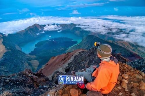 Jalur Pendakian Gunung Rinjani Yang Bisa Dilewati