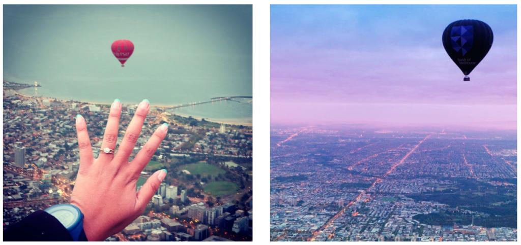 Melbourne View (Alya Mirza/Pengenliburan)