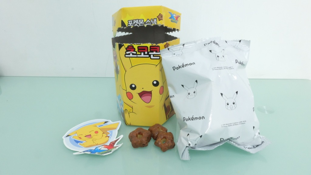 Snack Pokemon