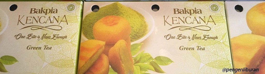 Bakpia Kencana Green Tea