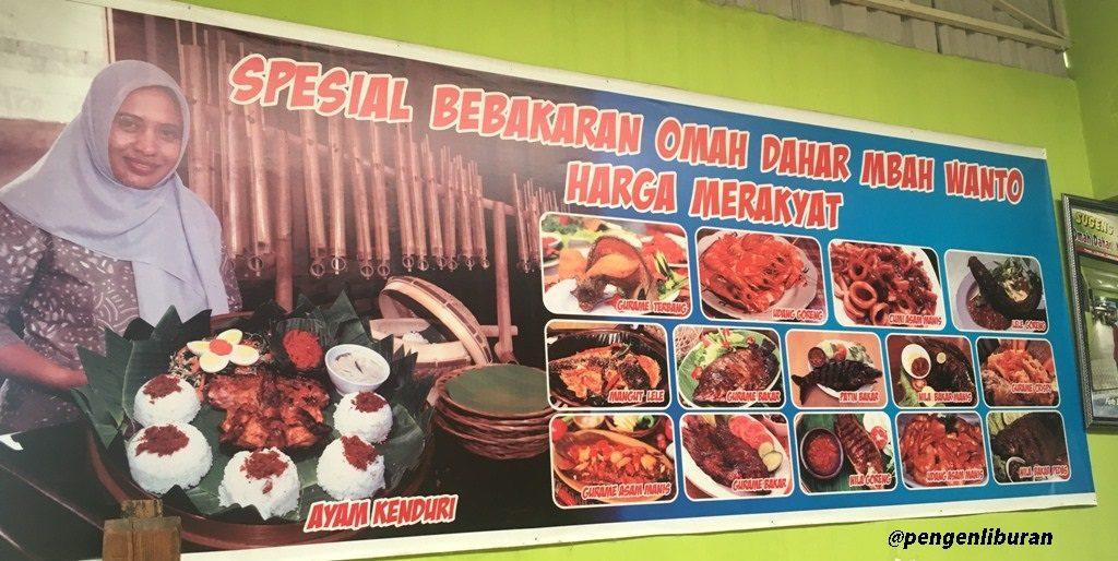 Omah Dahar Mbah Wanto Banner