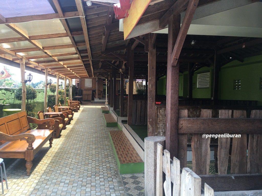 Omah Dahar Mbah Wanto - Tempat yang luas dan nyaman