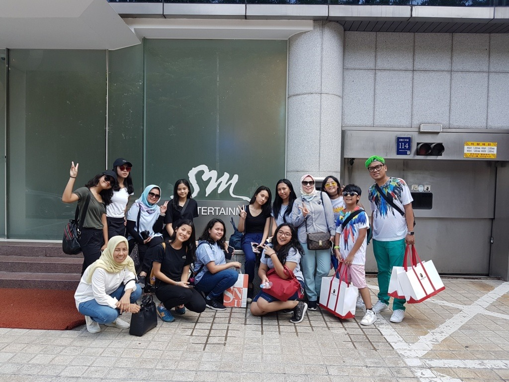 Study Tour Korea