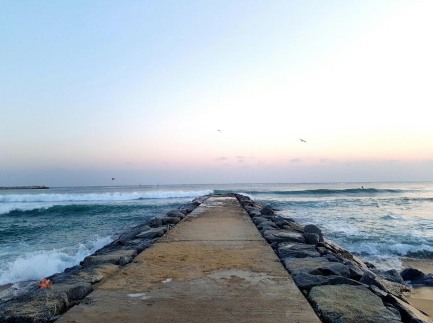 Joomoonjin Beach